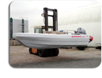 Pioner Multi – work boat